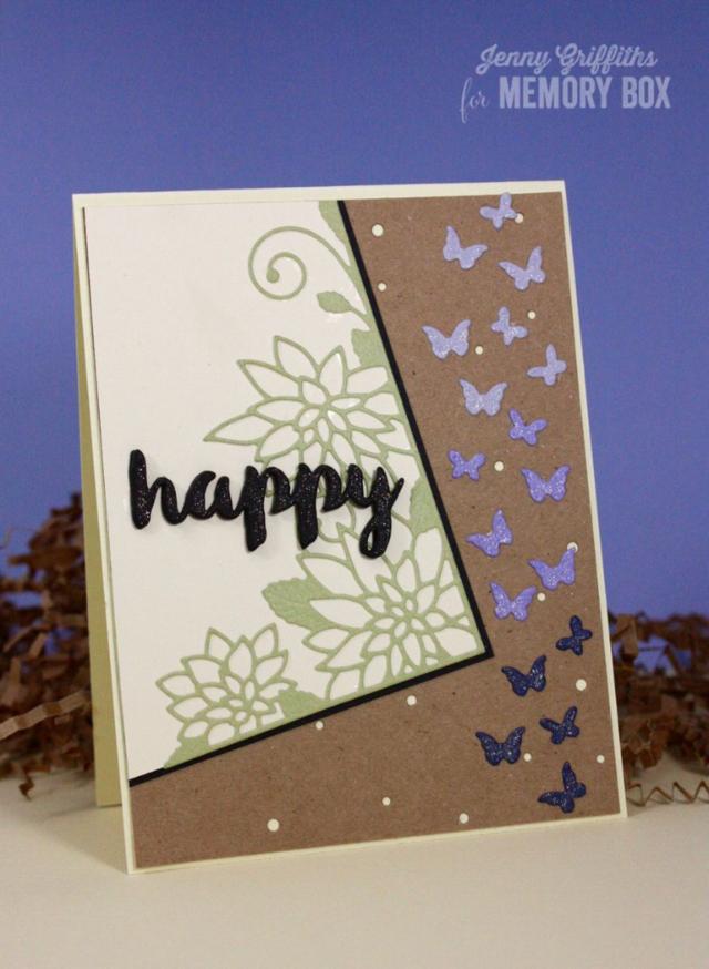 Happy Butterflies-JGriffiths
