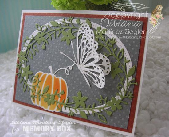 Fall butterfly last