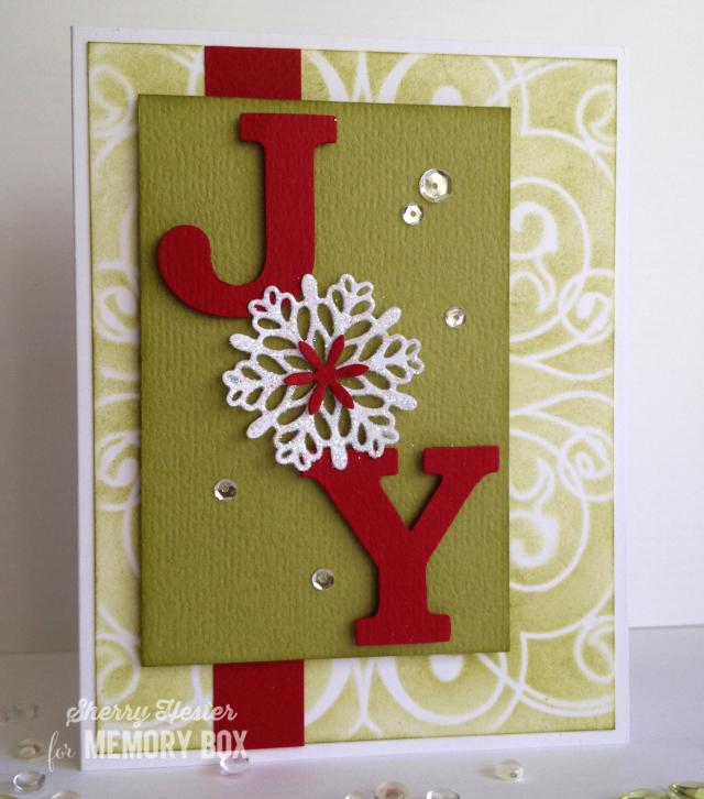 Joy and Snowflake - 1