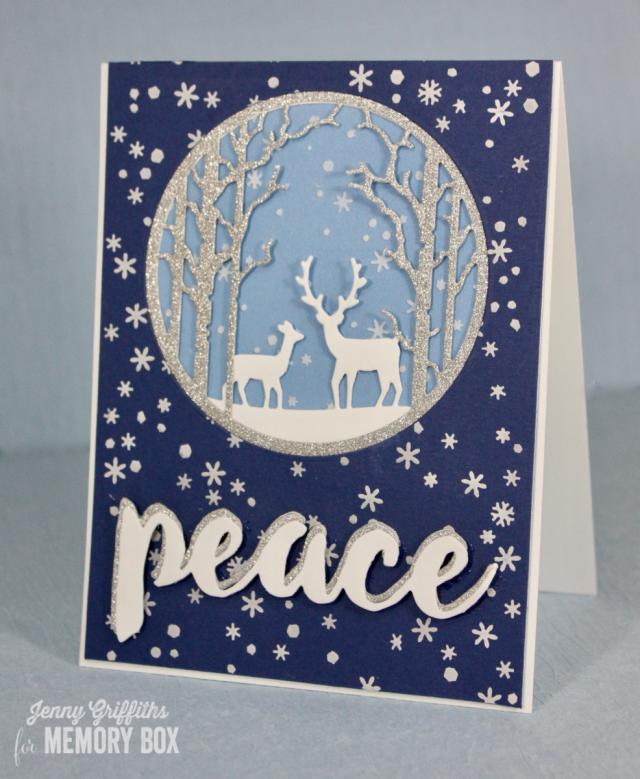 Wintery Peace