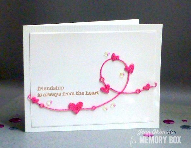 MemoryBoxHeartWire-MemoryBoxRectangleBasicsSet-MemoryBoxSoManyThingstoLove-JeanOkimoto-HeartCards-FriendshipCards-ImagineCrafts-ImpressCardsAndCrafts-CraftFoamCards