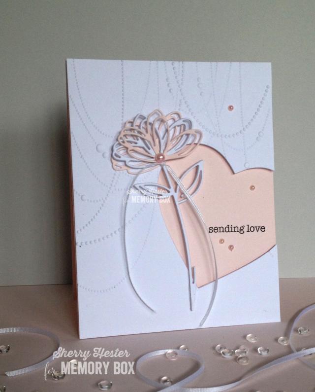 Sending Love with Flower - 1
