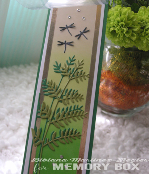 Bookmark st patricks detail inside