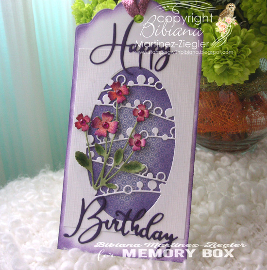 Tag h'bday purple front