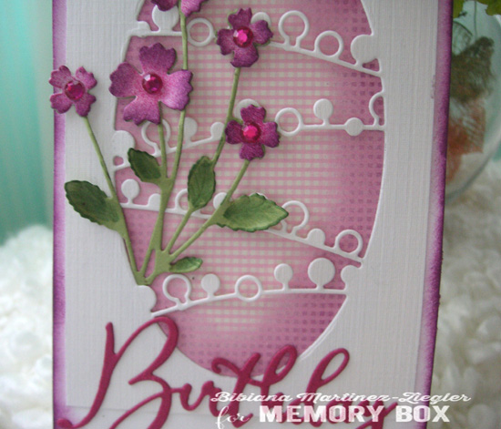 Tag h'bday pink detail