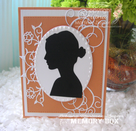 Silhouette mrs front