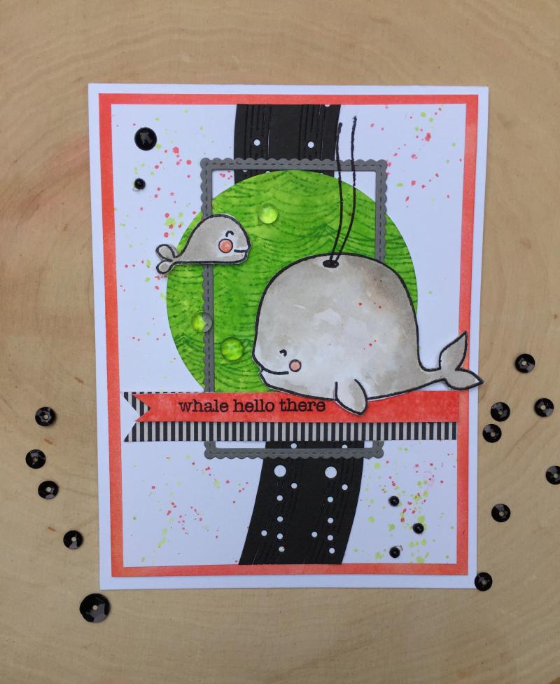 Whale green 1