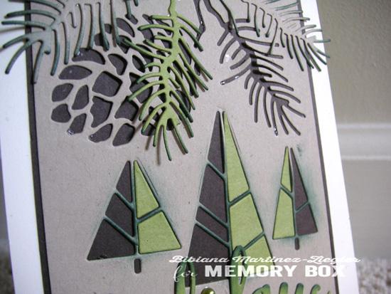 Xmas trees men detail