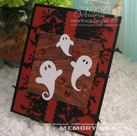 Halloween ghosts bats last