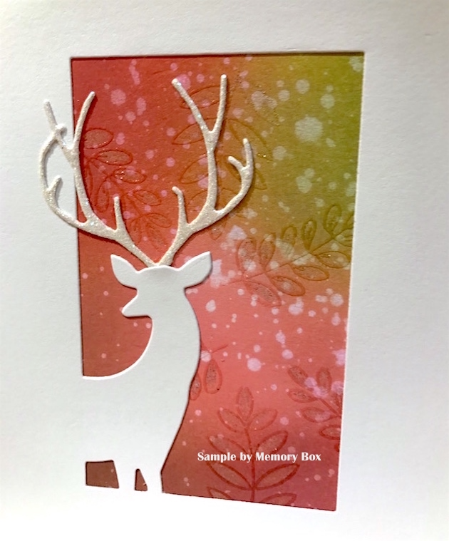 MemoryBoxReindeerWindow