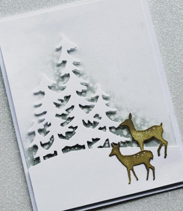 Close deer