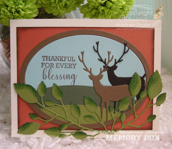 Each Day is a Blessing Clear Stamp Set