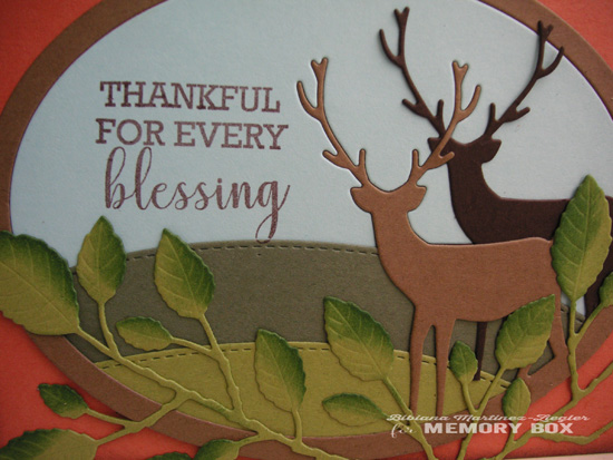 Fall blessings detail