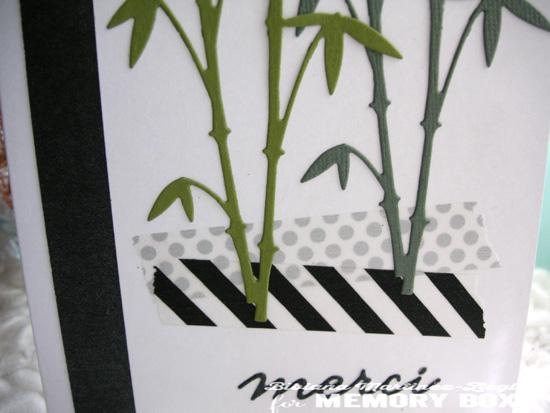Bamboo merci detail