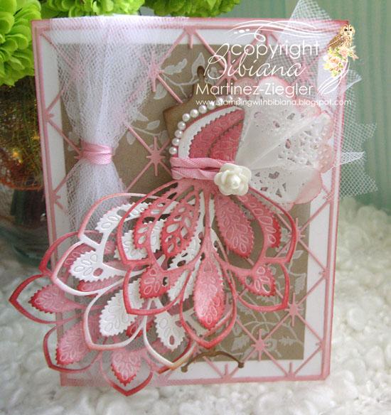 Pink dress form last