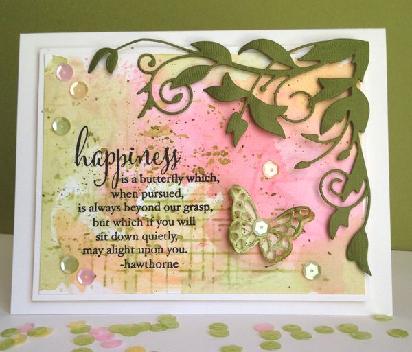 Happiness Card 1