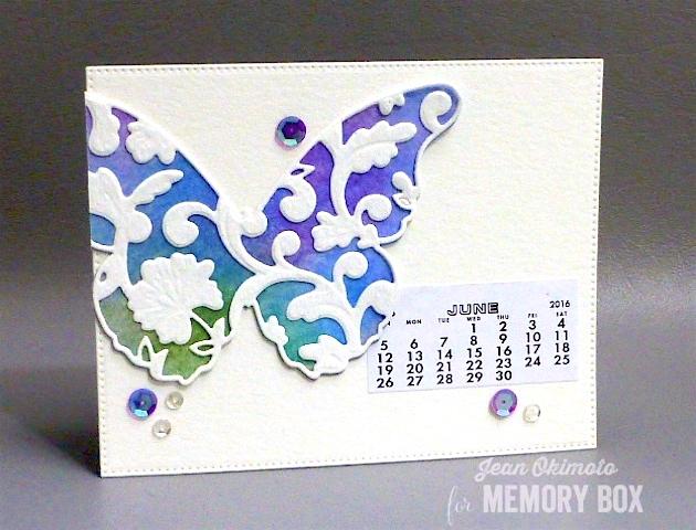 MemoryBoxLydiaButterfly-MemoryBoxSoronaButterfly-OpenStudioPinpointRectangleLayers-JeanOkimoto-PeerlessWatercolors