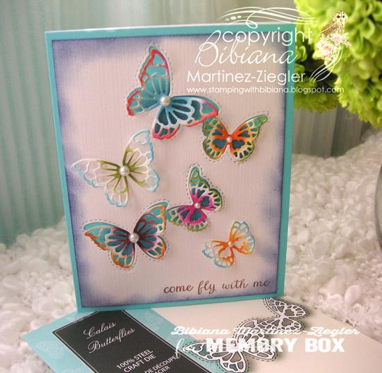 Butterflies color front