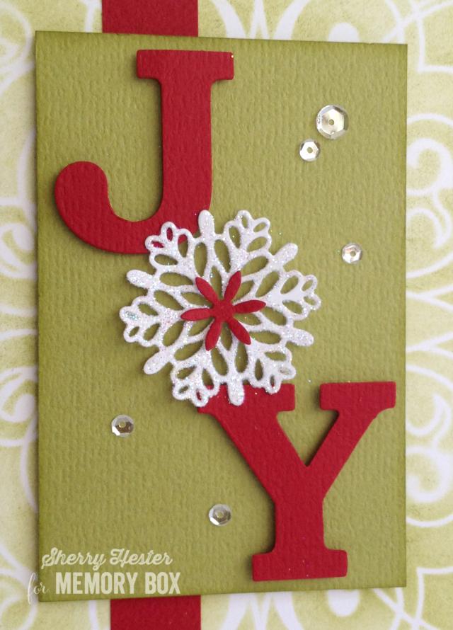 Joy and Snowflake - 2
