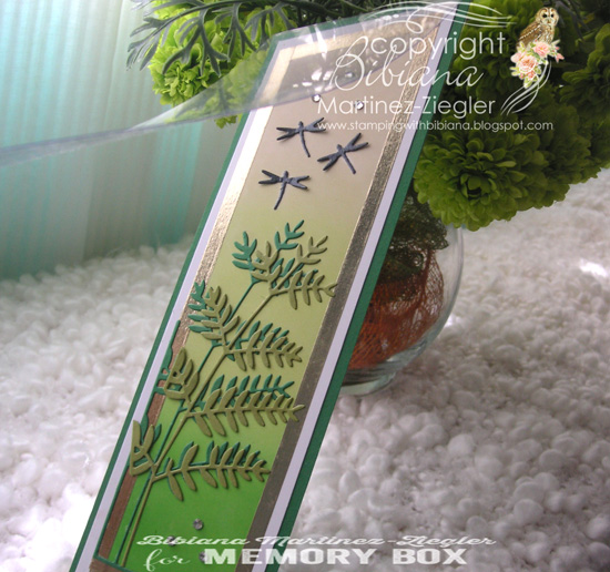 Bookmark st patricks acetate