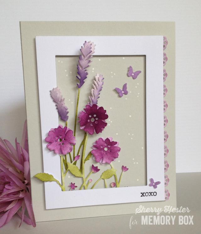 Lavender Kisses - 1
