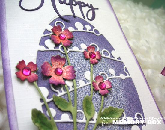 Tag h'bday purple detail