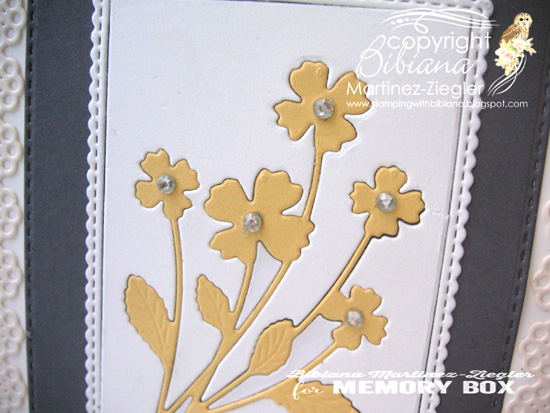 Bouquet meres france detail inlay