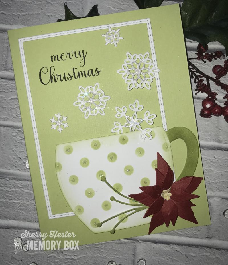 Merry Christmas Mug - 4