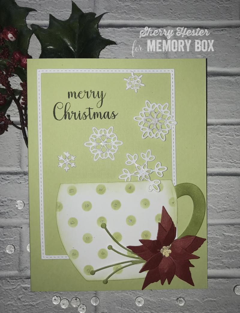 Merry Christmas Mug - 1