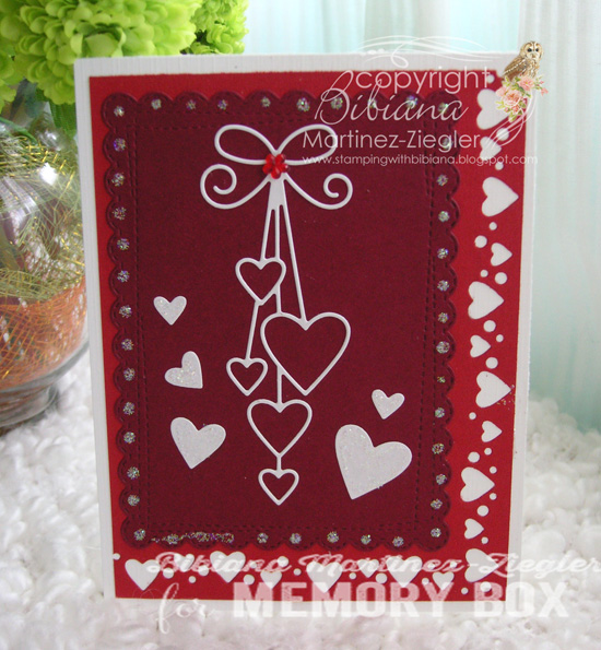 Dibble Heart Border