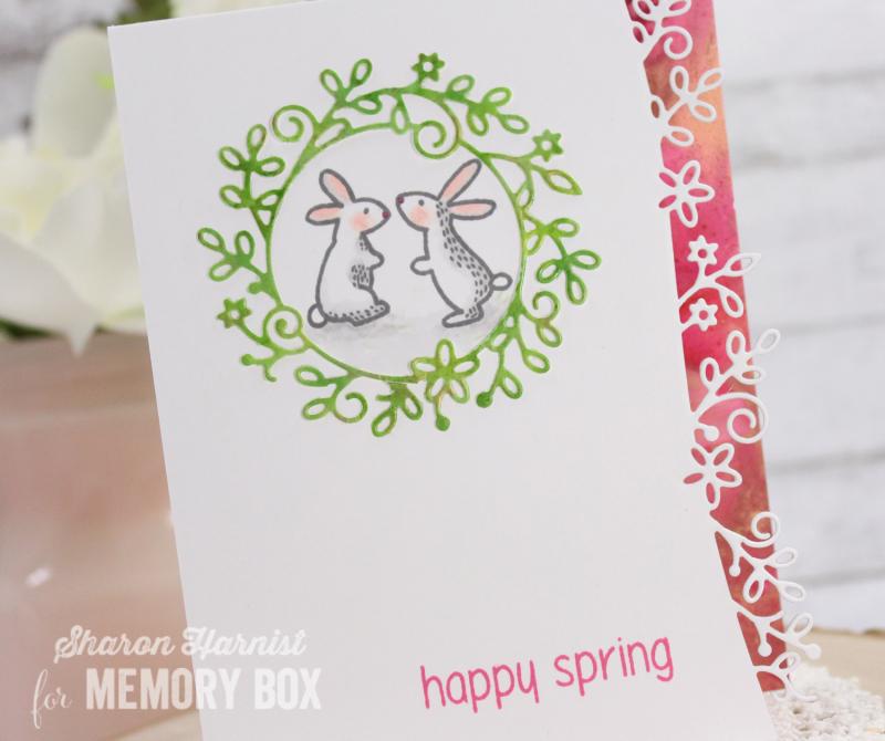 3-10 Spring BunniesCU-SH