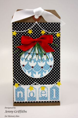 Ornament Tag-Jenny Griffiths