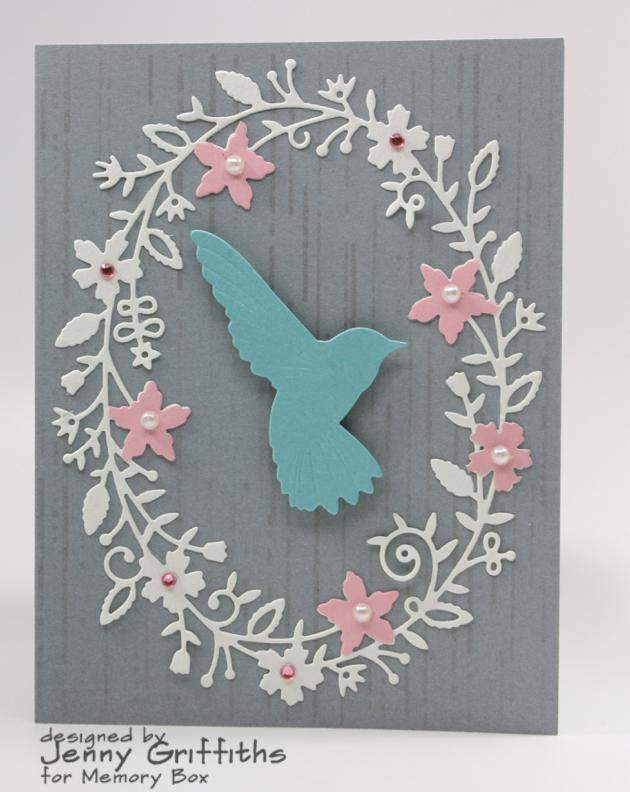 Fairytale Hummingbirds_Jenny Griffiths