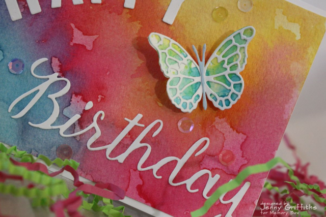 Watercolor Birthday detail-J Griffiths