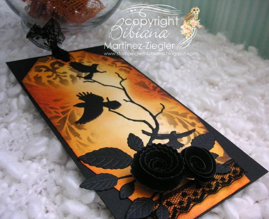 Halloween tag crows last