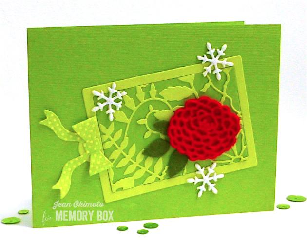 MemoryBoxDivineDahlia-MemoryBoxTanglewoodFrame-OpenStudioTrulyGifted-OpenStudioDistressedSnowdriftCollage-OpenStudioTagYou'reItRectangles-JeanOkimoto