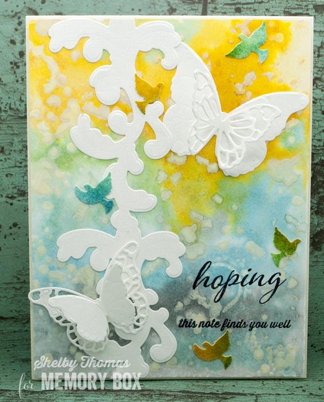 Precious Butterflies