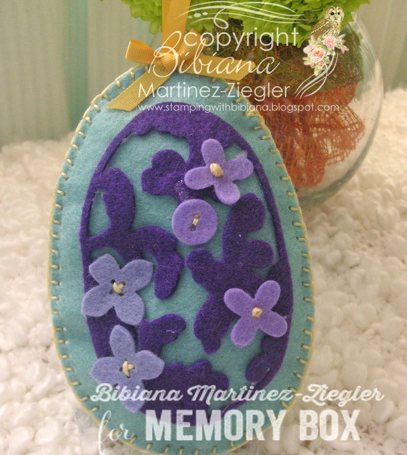 Egg purple front