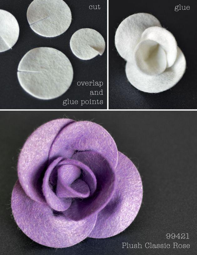 99421-Plush-Classic-Rose