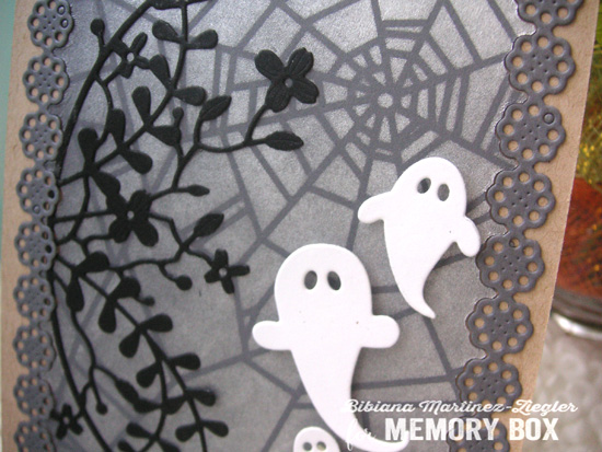 Halloween gray detail