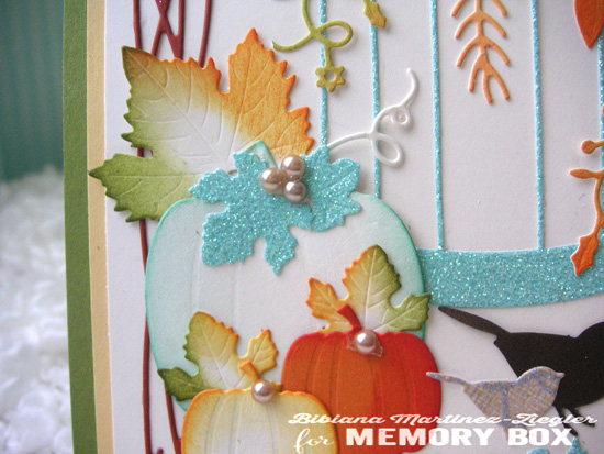 Fall bird cage detail 2