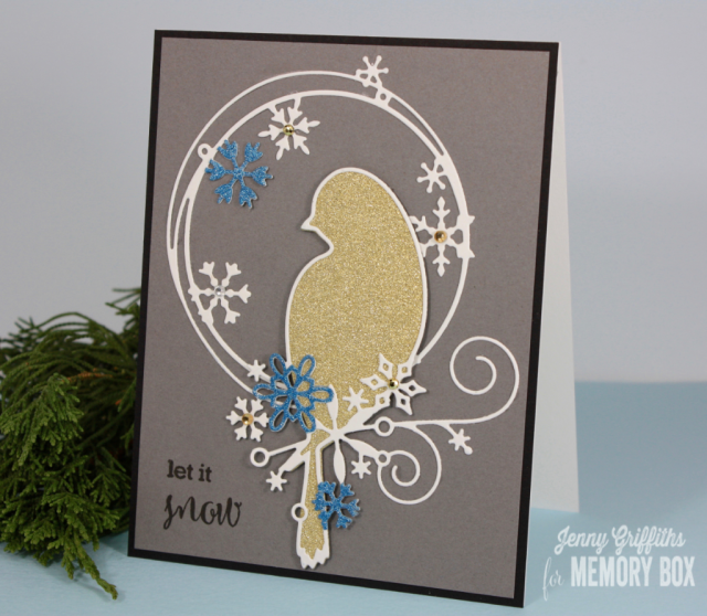 Making Spirits Bright Clear Stamp Set