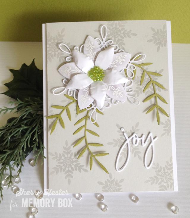Poinsettia Joy - 1