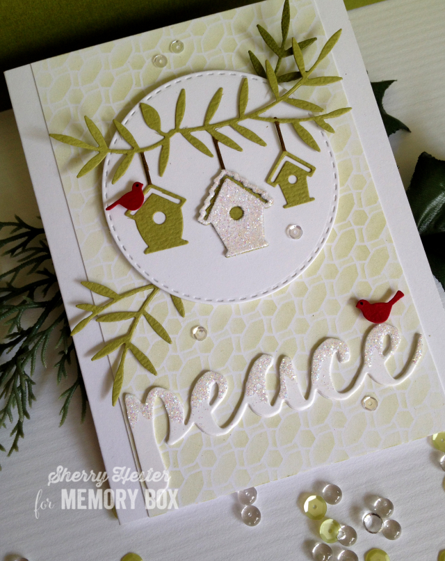 Peaceful Birdhouses - 2