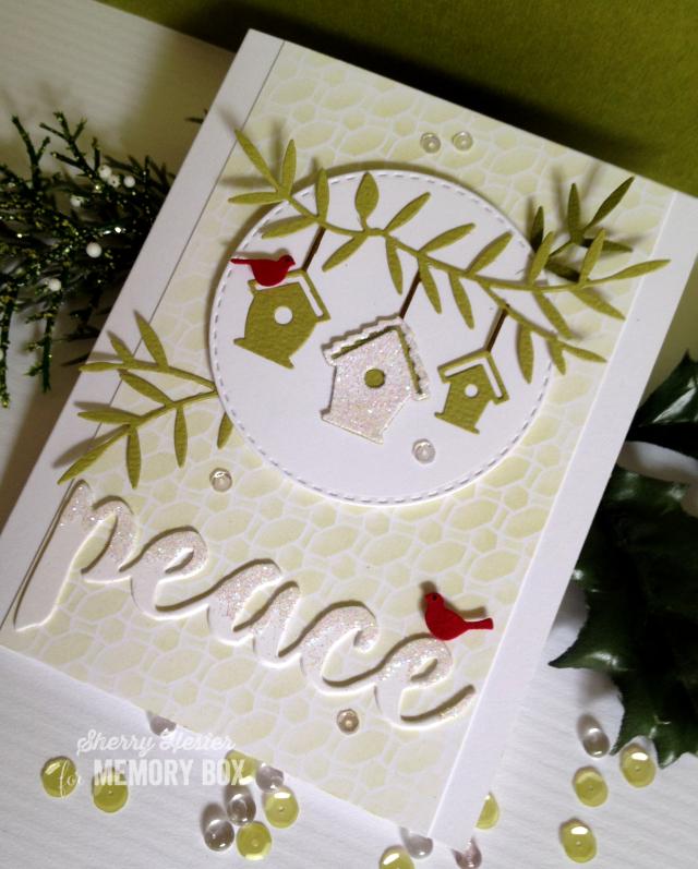 Peaceful Birdhouses - 3