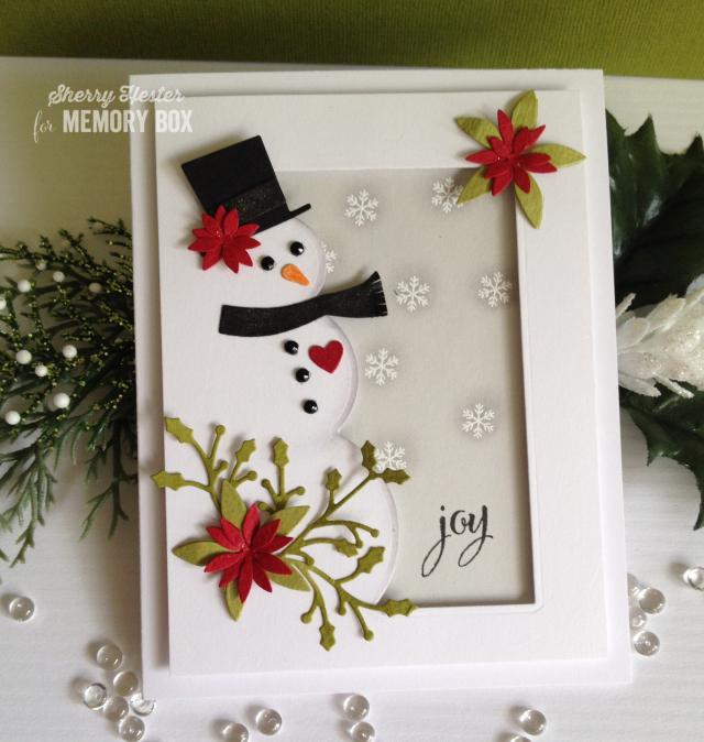 Snowman Joy - 1