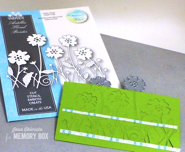 MemoryBoxAntillesFloralBorder-AttachingDelicateDies-JeanOkimoto