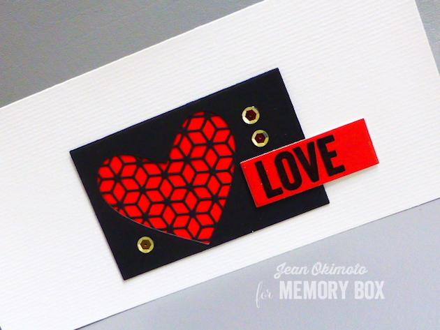 MemoryBoxAdlerStarCollage-MemoryBoxCherubHearts-MemoryBoxRectangleBasics-MemoryBoxSmileClearStampSet-JeanOkimoto-ImagineCrafts-MementoLuxe-DiecutValentines