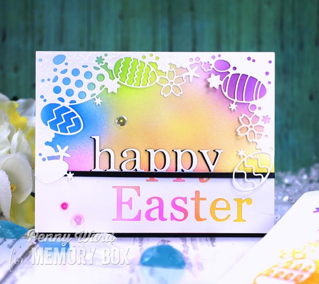 Easter-frame