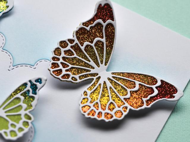 Butterfly ensemble